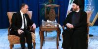 لزوم توجه کشورهای همسایه به امنیت و ثبات عراق