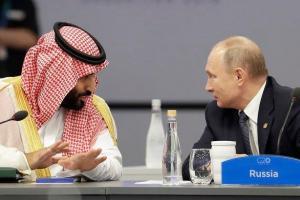 دیدار پوتین و بن سلمان در آرژانتین/ولیعهد سعودی به الجزایر می رود