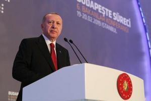 اردوغان: دیگر به تنهایی توان مقابله با موج جدید مهاجرت را نخواهیم داشت