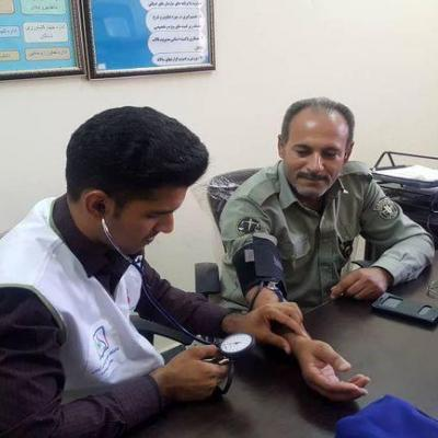 فعالیت ۲۰ تیم در طرح ملی کنترل فشار خون شهرستان شادگان
