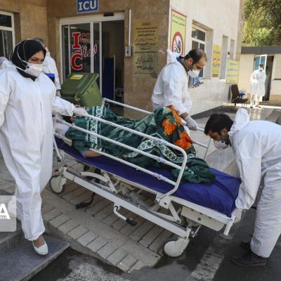 مرگ و میر ناشی از کرونا در خوزستان از متوسط کشوری بالاتر است