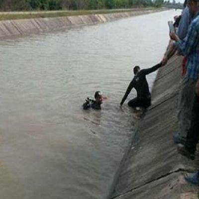 پنج نفر در کانال کشاورزی ویس شهرستان باوی غرق شدند