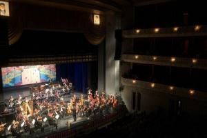 ارکستر سمفونیک تهران روی صحنه رفت/ انتقاد شهرداد روحانی از عکاسان