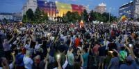 تظاهرات دو مرتبه در رومانی در اعتراض به فساد دولتی