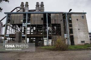 کارخانه ای با ۴۰۰۰ کارگر در حال تعطیل شدن + عکس ها