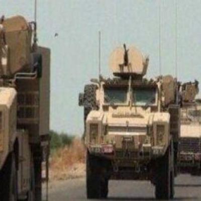 ورود یک کاروان نظامی آمریکایی دیگر از عراق به سوریه