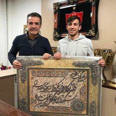 احمدزاده از پرسپولیس جدا شد