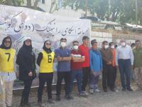 نفرات برتر مسابقات اسکای رانینگ (دوی کوهستان )شهرستان بویراحمد مشخص شدند
