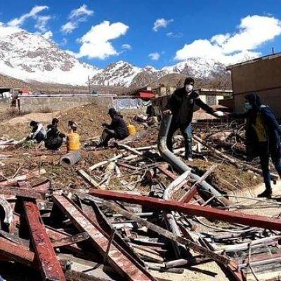 لزوم استفاده از مصالح ساختمانی استاندارد در بازسازی مناطق زلزله زده سی سخت