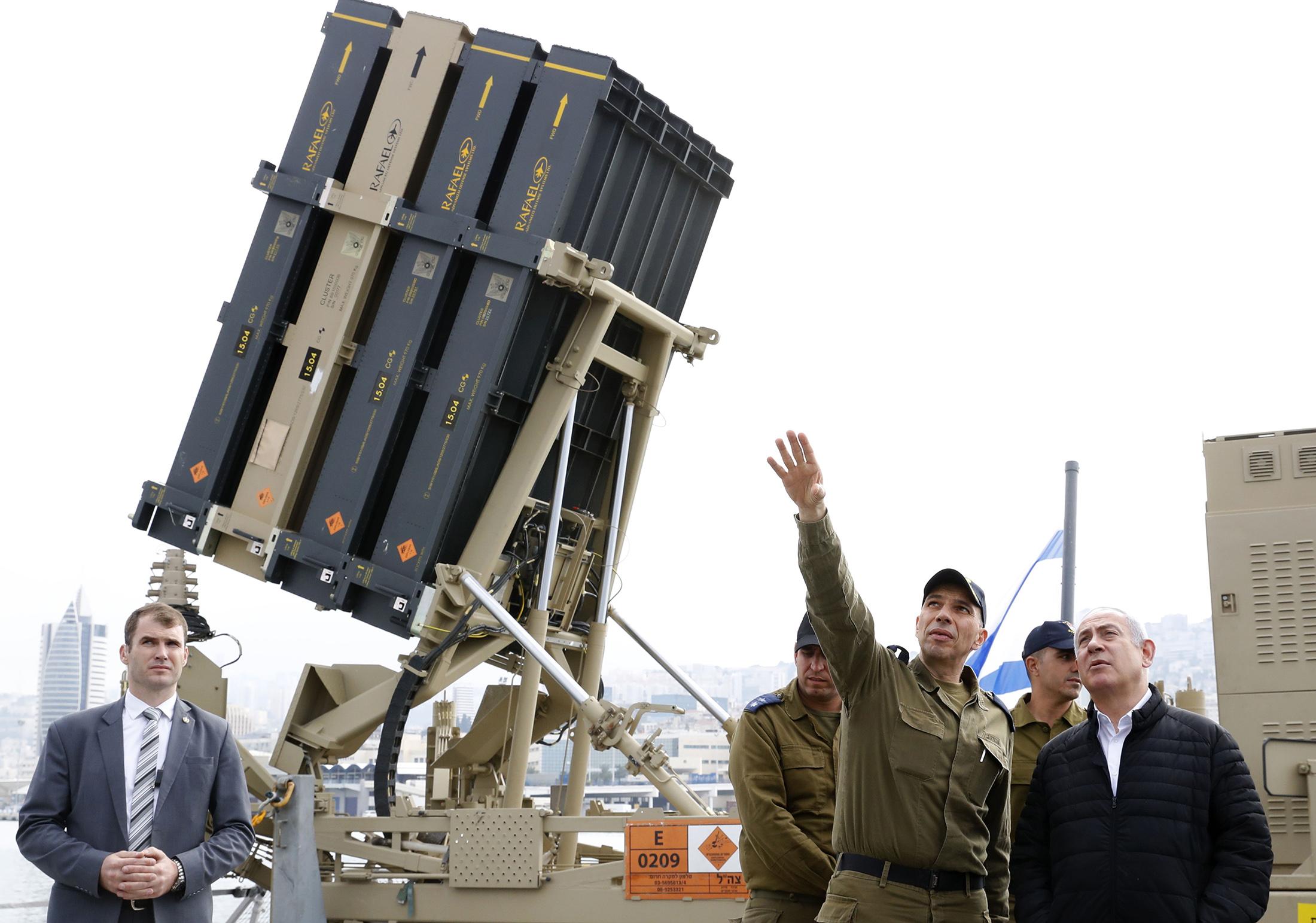 ایران تا آستانه هک سیستمهای دفاع موشکی اسرائیل پیش رفت