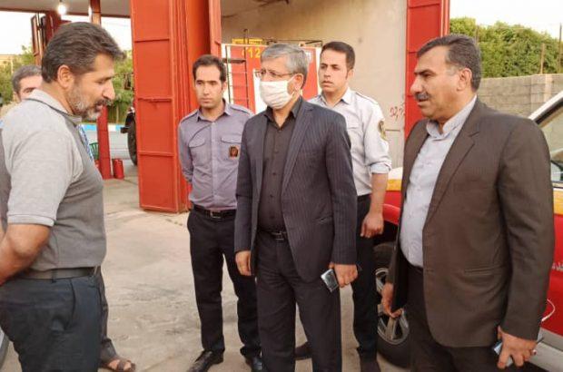 شهردار یاسوج از حضور یک تیم متخصص از آتش نشانی تهران در مرکز استان کهگیلویه و یویراحمد خبر داد