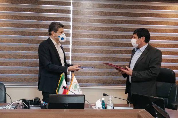 امضای یک تفاهم نامه ویژه میان پارک علم و فناوری و شرکت پست کهگیلویه و بویراحمد