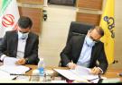 امضا تفاهم نامه فی مابین شرکت گاز استان بوشهر و بنیاد نخبگان استان بوشهر