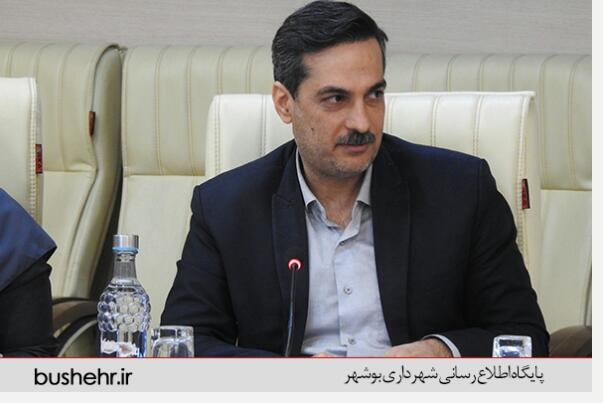 ایمان چارکی به عنوان مشاور مالی ٬ اداری و برنامه ریزی شهرداری بوشهر شد