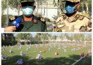 ۸۰۰ بسته معیشتی کمکهای مؤمنانه مرزبانان استان بوشهر به افراد نیازمند