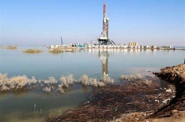 وزارت نفت : ممانعت از ورود آب به هورالعظیم دروغ است
